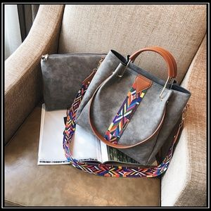 NEW FLORENCE 2 Piece Tote Set